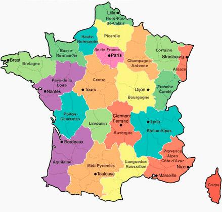 Visa francesa para pasantía india